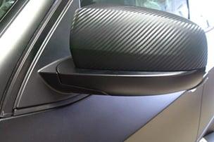 Плёнка карбон для авто