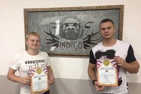 Наши ученики: Антон Заволожин и Денис Яковлев